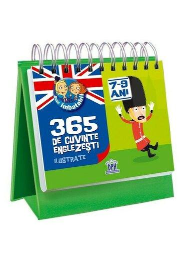 Sunt imbatabil - 365 de cuvinte Englezesti ilustrate - 7-9 Ani