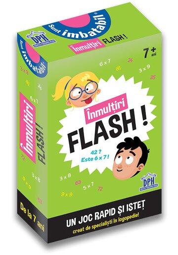 Sunt imbatabil: Inmultiri flash!