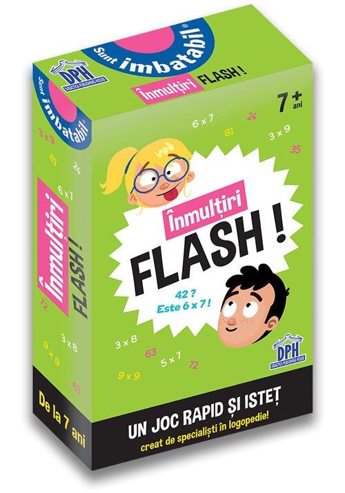 Sunt imbatabil: Inmultiri flash! imagine librex.ro 2021