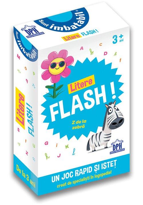 Sunt imbatabil: Litere flash! imagine librex.ro 2021