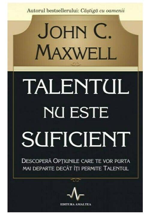 Talentul nu este suficient imagine librex.ro 2021