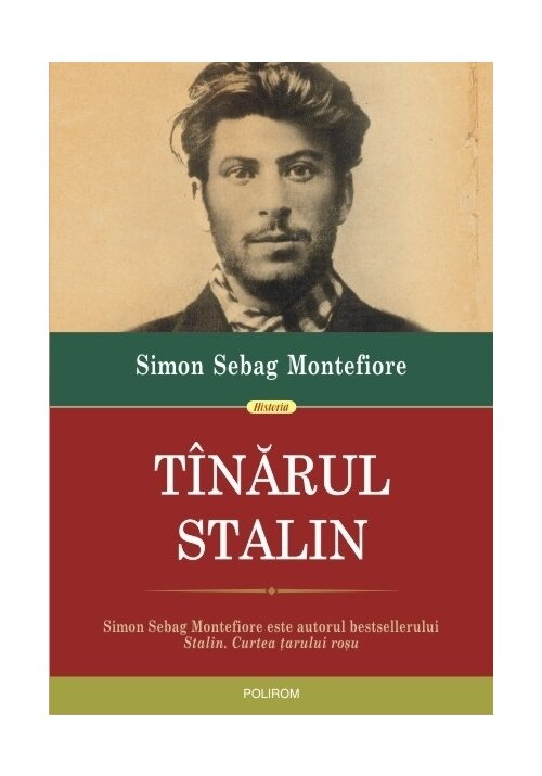 Tanarul Stalin imagine librex.ro 2021