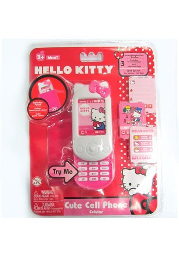 Telefon Hello Kitty