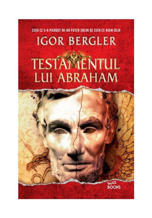 Testamentul lui Abraham. Editie brosata imagine librex.ro 2021