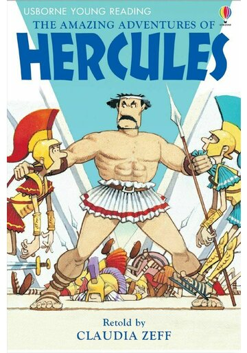 The Amazing Adventures Of Hercules