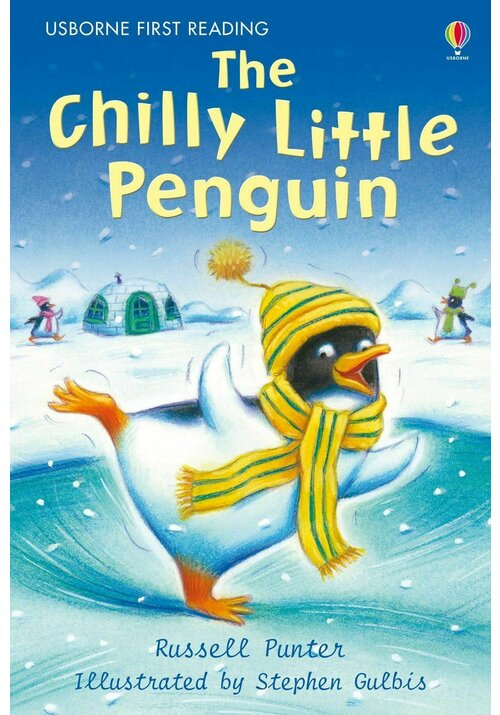 The Chilly Little Penguin imagine librex.ro 2021