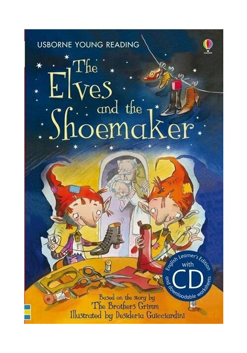 The Elves And The Shoemaker + Cd imagine librex.ro 2021