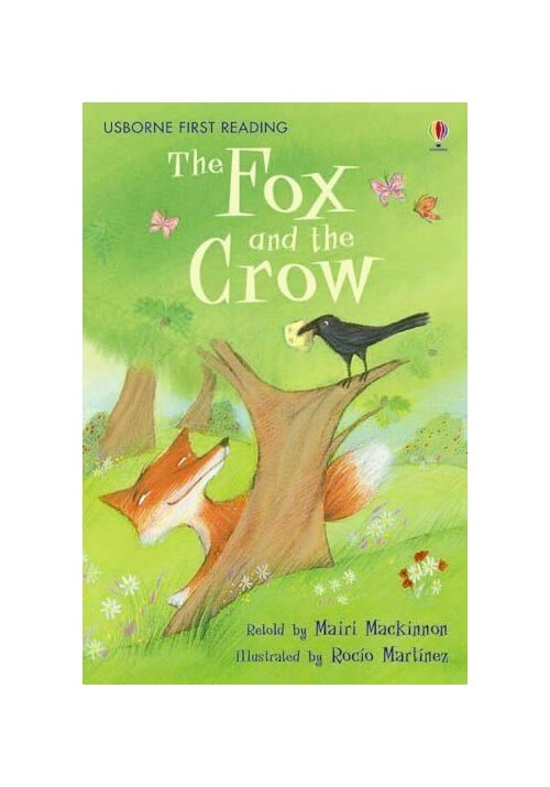 The Fox And The Crow imagine librex.ro 2021