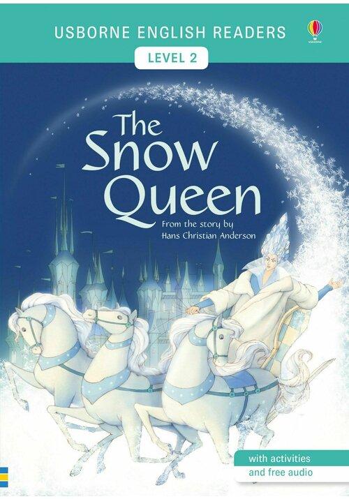 The Snow Queen imagine librex.ro 2021