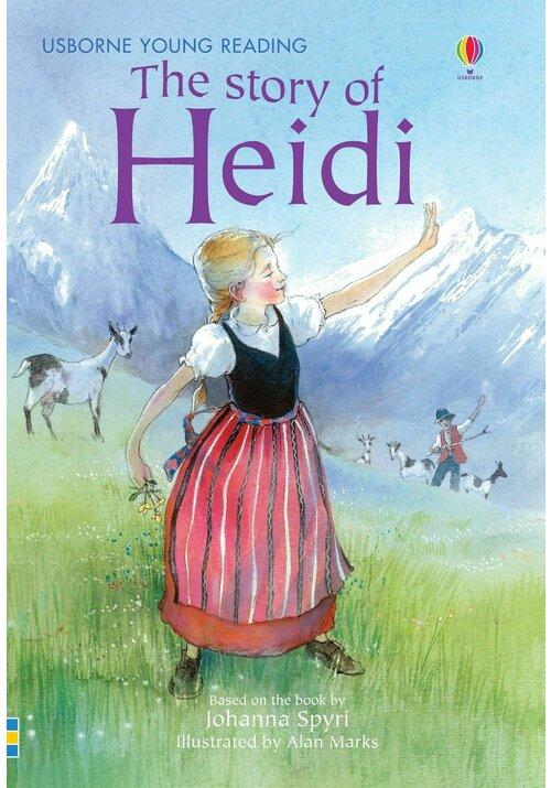 The Story Of Heidi imagine librex.ro 2021