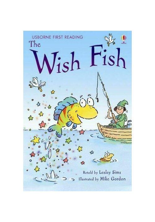 The Wish Fish imagine librex.ro 2021