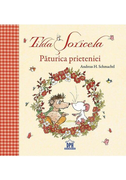 Tilda Soricela - Paturica prieteniei imagine librex.ro 2021