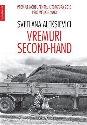 Image result for alexievich timp second hand