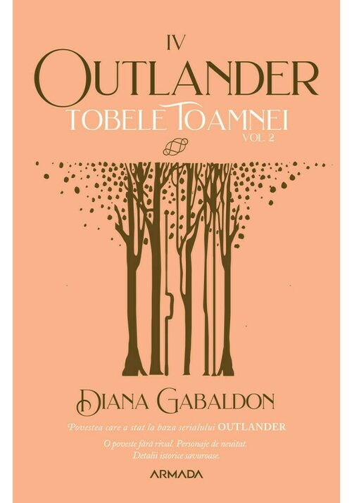 Tobele toamnei Vol. 2 (Seria Outlander, partea a IV-a) imagine librex.ro 2021
