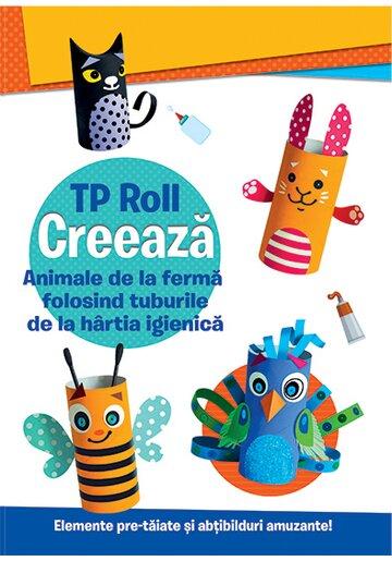 TP Roll Animale de la ferma