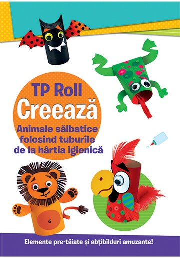 TP Roll Animale Salbatice