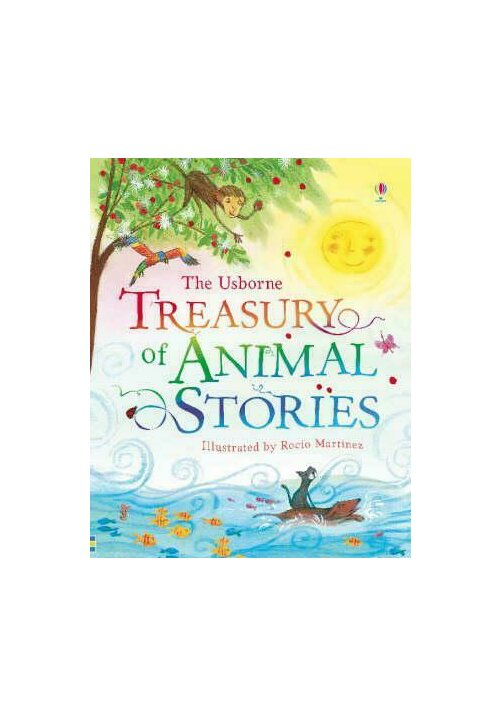 Treasury Of Animal Stories imagine librex.ro 2021