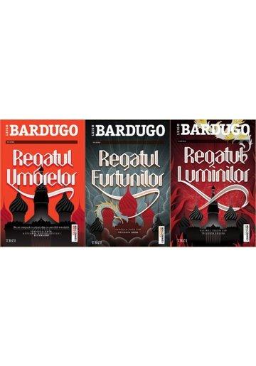 Trilogia Grisha - Leigh Bardugo
