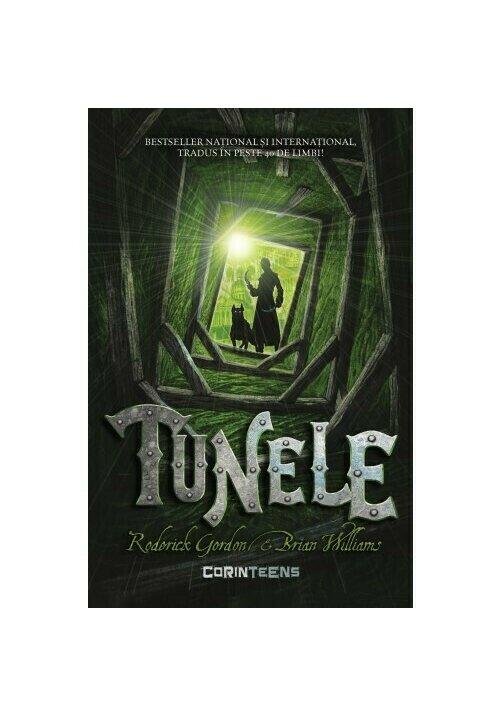 Tunele (vol.1 din seria Tunele) imagine librex.ro 2021