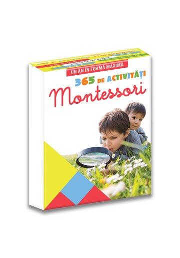 Un an in forma maxima: 365 de activitati Montessori