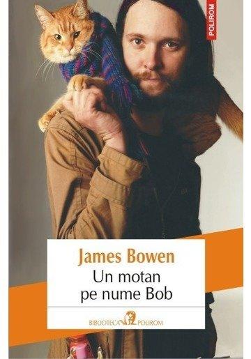 Un motan pe nume Bob