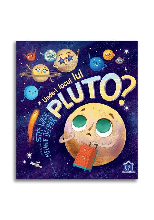 Unde-i locul lui Pluto?