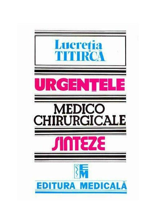 Urgentele medico-chirurgicale