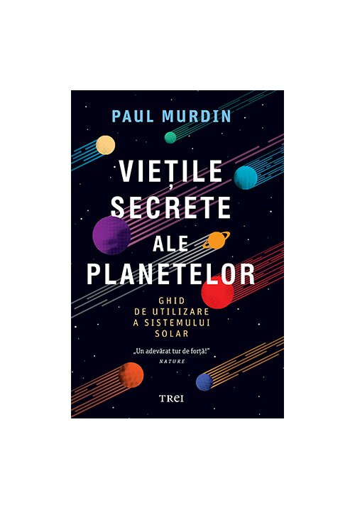 Vietile secrete ale planetelor imagine librex.ro 2021