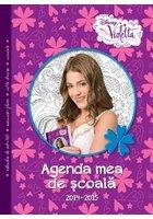 Violetta. Agenda mea de scoala, 2014-2015