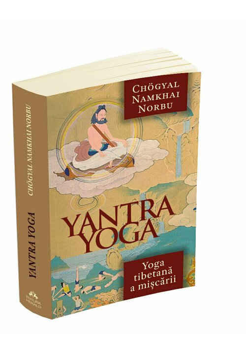 Yantra Yoga - Yoga tibetana a miscarii imagine librex.ro 2021