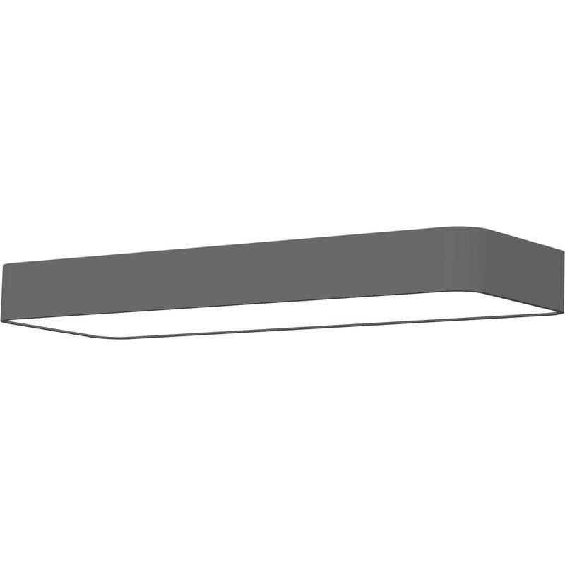 Aplica Nowodvorski Soft LED Graphite 60x20