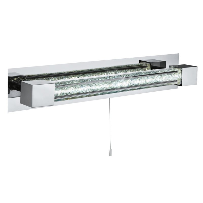 Aplica Searchlight Bathroom LED Crystal