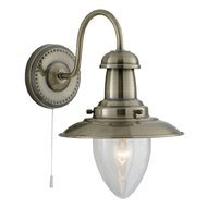 Aplica Searchlight Fisherman Bronze