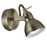 Aplica Searchlight Focus Brass