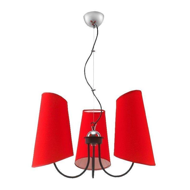 Candelabru Lampex Victoria Red