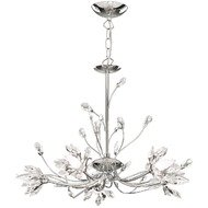 Candelabru Searchlight Hibiscus Chrome V