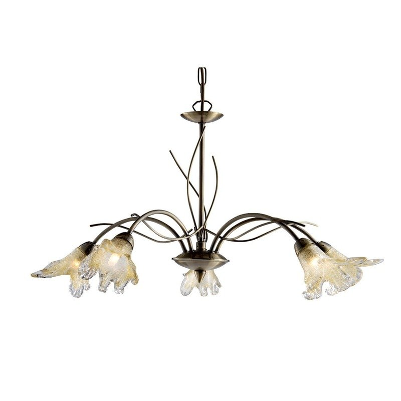 Candelabru Searchlight Lily
