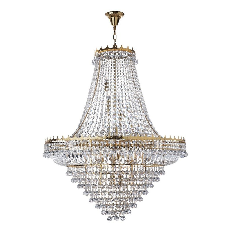 Candelabru Searchlight Versailles Gold XL