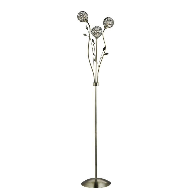 Lampadar Searchlight Bellis Brass