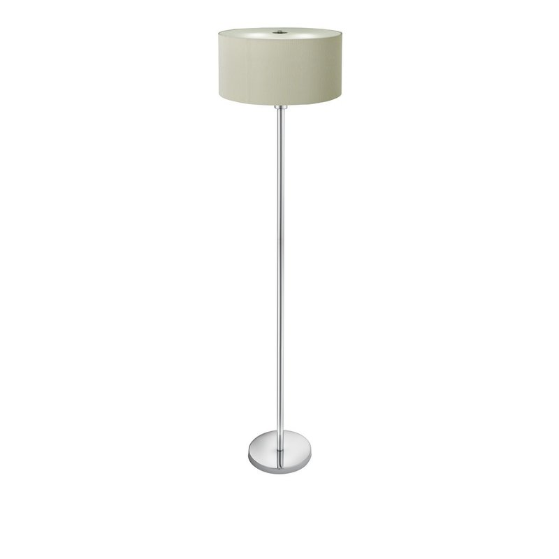 Lampadar Searchlight Pleat Cream