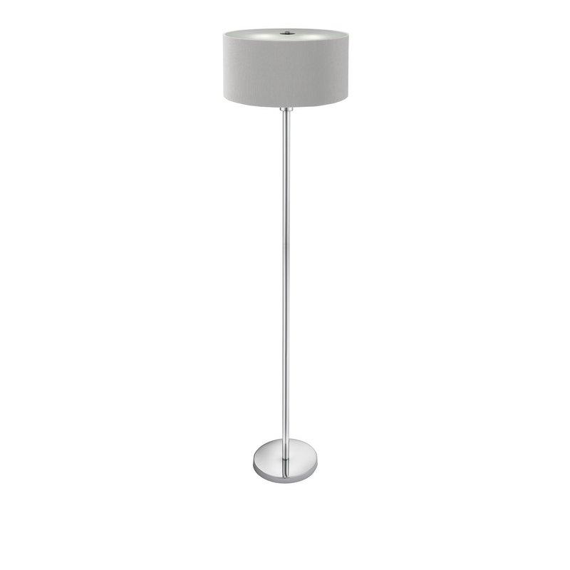 Lampadar Searchlight Pleat Grey