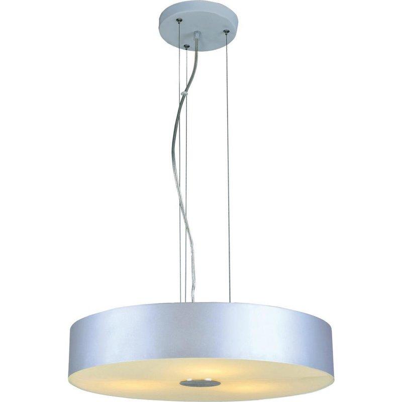 Lustra Lampex Roda Silver