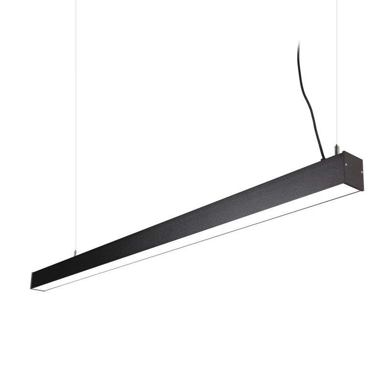 Lustra Nowodvorski Office LED Graphite