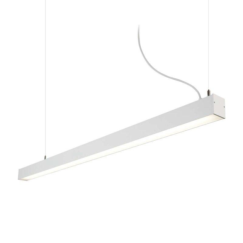 Lustra Nowodvorski Office LED White