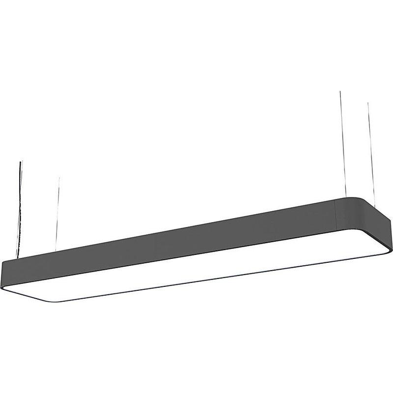 Lustra Nowodvorski Soft LED Graphite 90x20