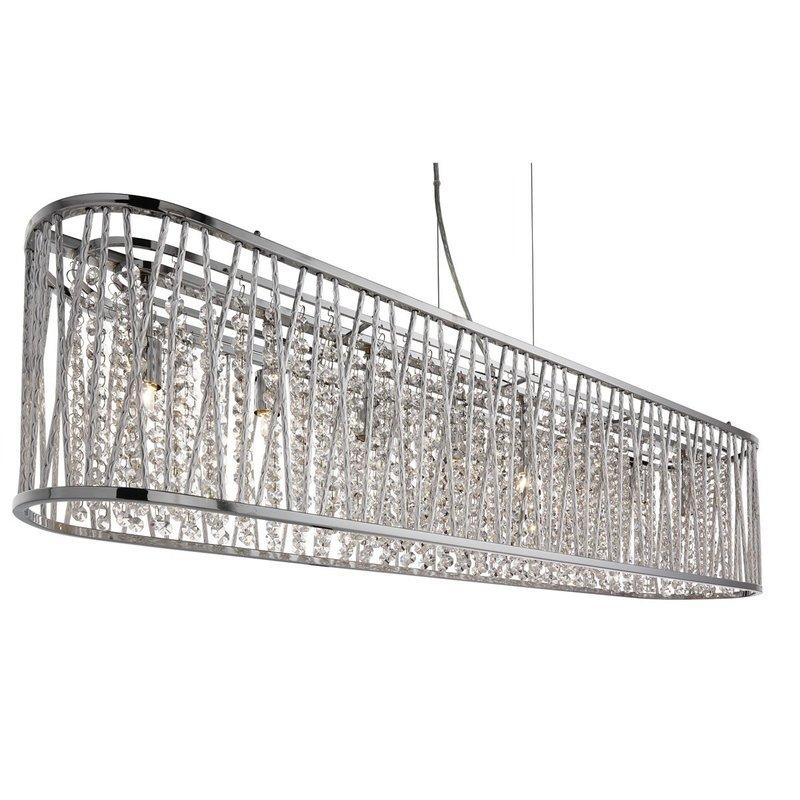 Lustra Searchlight Elise XL