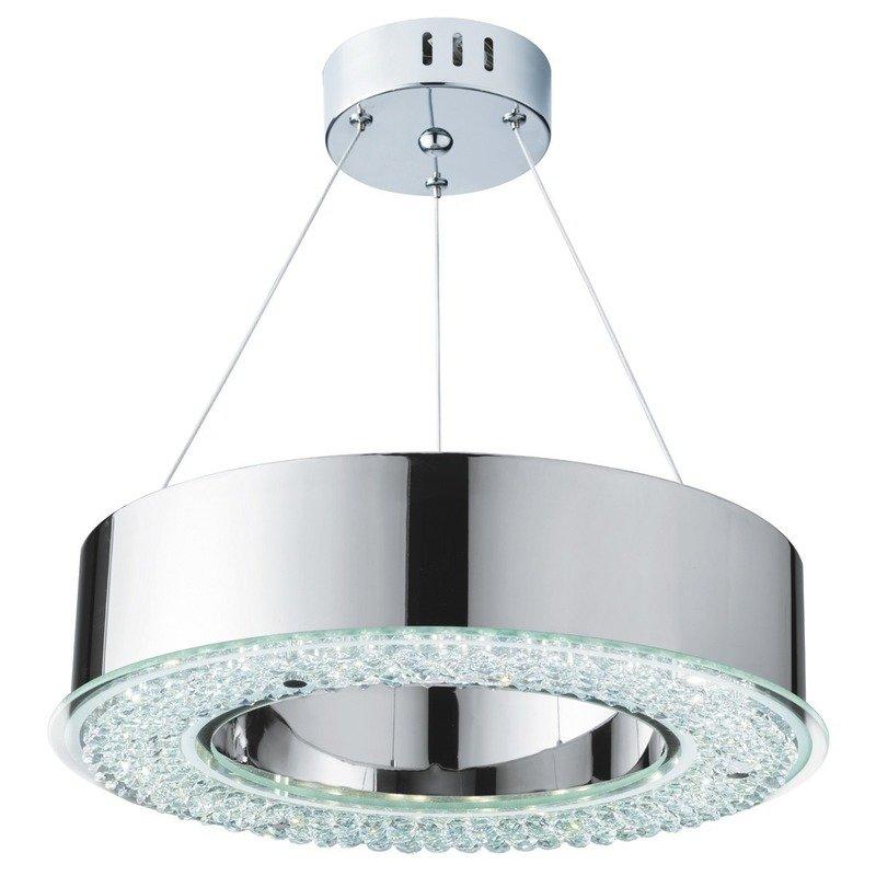 Lustra Searchlight Halo Mirror M