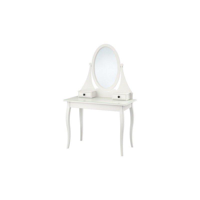 Masuta de toaleta cu oglinda