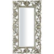 Oglinda de perete Baroc Silver