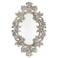 Oglinda de perete Baroc Silver Lilles